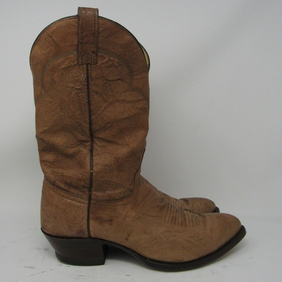 b6d6ce489be 🇺🇸 J Chisholm cowboy boots men's size 10 1/2D